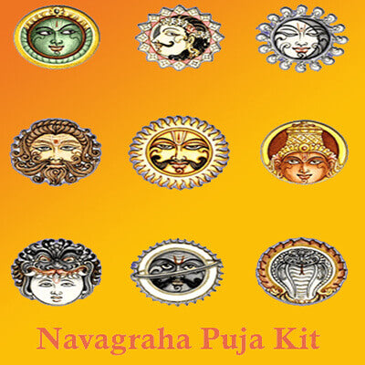 Navagraha Puja kit, Anarghyaa.com, Puja accessories, puja items online