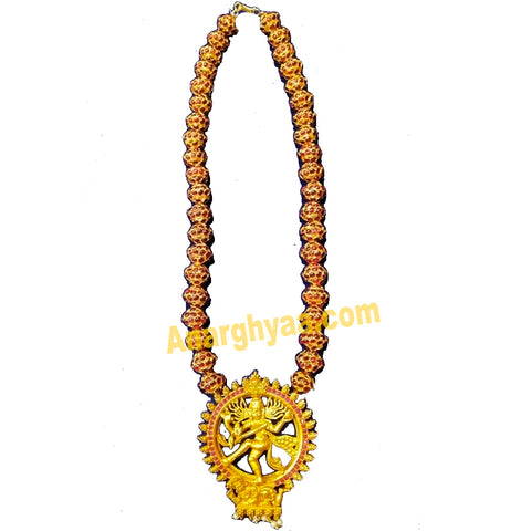 Deity Decorative Necklace, Temple Jewellery, Anarghyaa.com, Deity Accessories