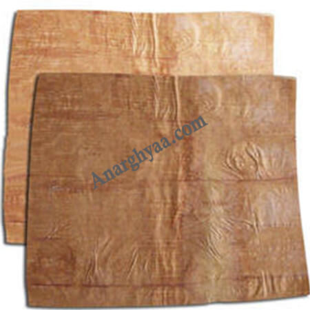 Bhojpatra sheets, puja accessories, puja items, anarghyaa.com, puja product