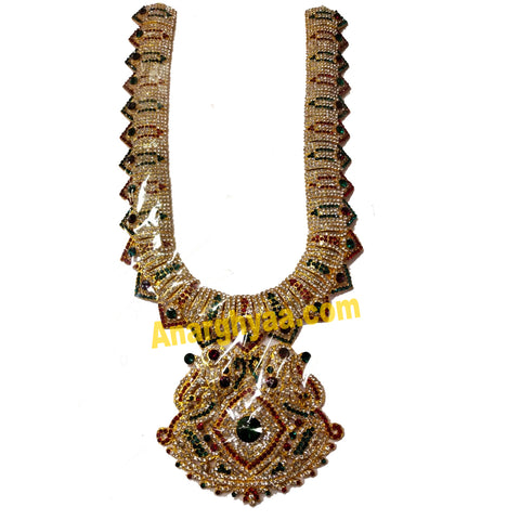 Deity Decorative Long Necklace
