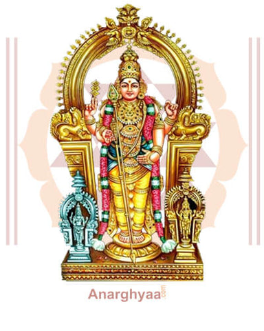 Book Tamil Vadhyar to perform Shatru Samhara Subramanya at Anarghyaa.com