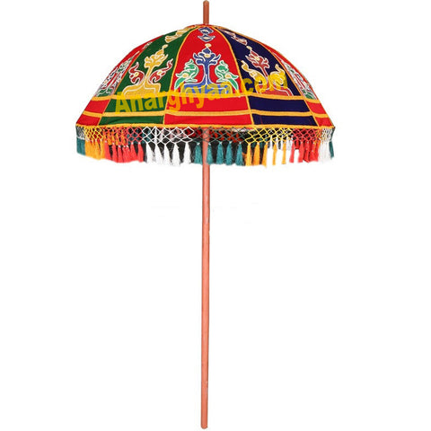 Traditional Temple Umbrella, Muthukuda umbrella,Kudai for Temple Deity, Anarghyaa.com