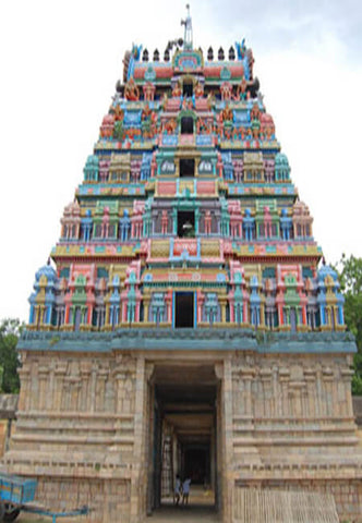Book online to perform puja in Srivanchiyam vanchinathaswamy  Temple, Anarghyaa.com