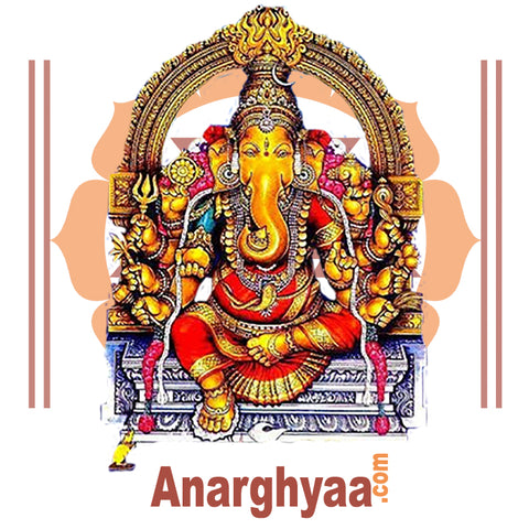 Book Tamil Vadhyar / Vedic priest to perform Vancha Kalpalatha Srividya Ganapathi Homam at Anarghyaa.com