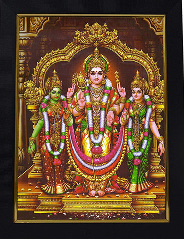 Lord Muruga Photo , Gods Photo for puja, Anarghyaa.com