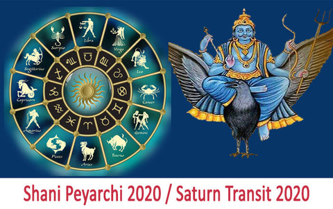 Book online at anarghyaa.com now to perform Shani Peyarchi Special Puja and Homam  for  Shani Peyarchi 2020