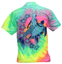 Load image into Gallery viewer, Mermaid Tie Dye - Minty Rainbow