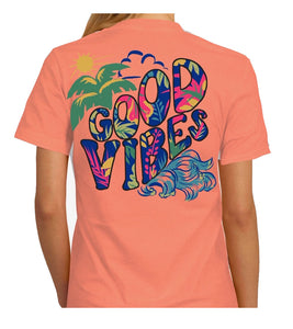 Good Vibes - Papaya