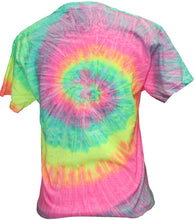 Load image into Gallery viewer, Mama Bear Tie Dye - Minty Rainbow
