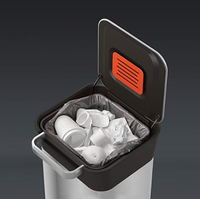 Stainless Steel Smart Garbage Compactor