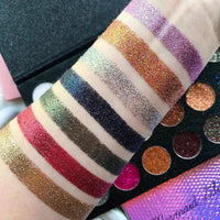 Luminous Glitter Eyeshadow Palette