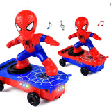 Innovative Super Heroes Scooter Toys