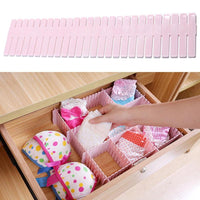 Free Cobination Adjustable Drawer Organizer