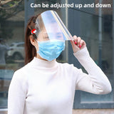 Protection Anti-Droplets Face Shield
