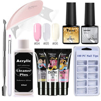 The Nails Kit-Includes 3 Gels