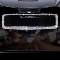Blingholic Car Rearview Mirror