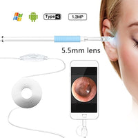 3 in 1 Earscope Cleaner HD