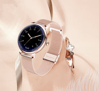 Stylish Women Smartwatch for Android and Iphone