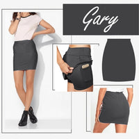 Workout Pleated Skort