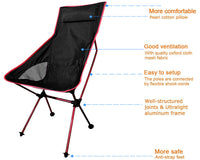 Luxury Camping Chair