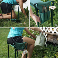 Garden Kneeler and Seat Bag