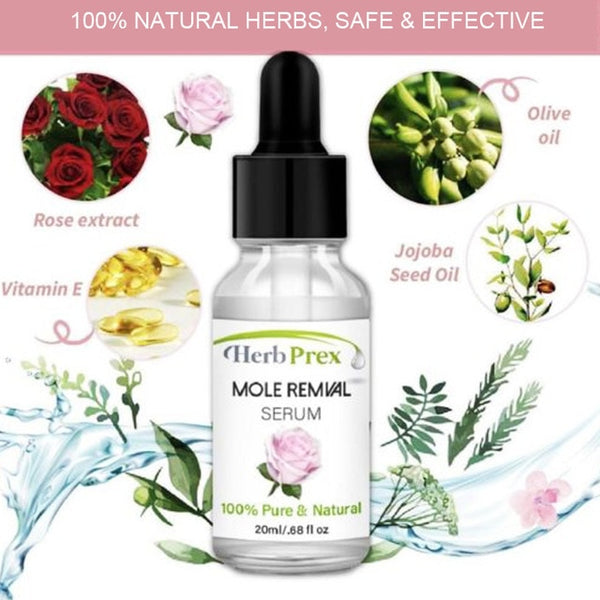 Mole Removal Serum