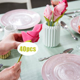 Flowered Napkin Holder