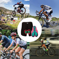 Premium 9D Cycling Underwear