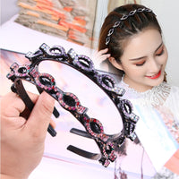 Double Bang Hairstyle Hairpin
