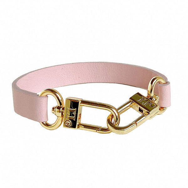 PINK POP DOUBLE LOCK BRACELET