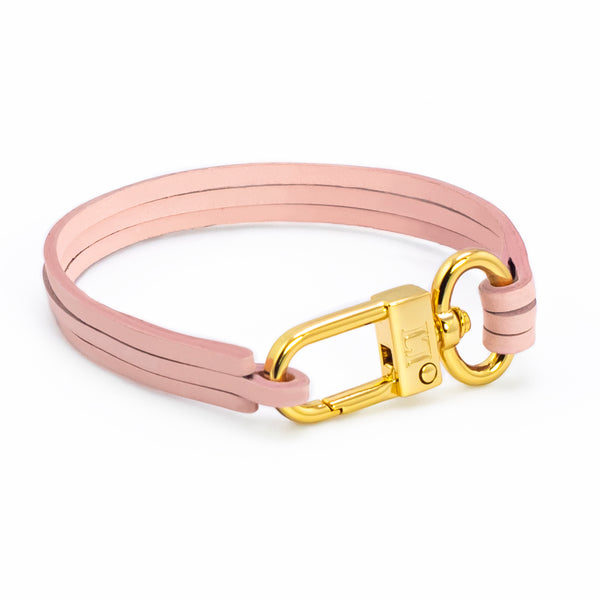CHIC FLAMINGO GOLD BRACELET
