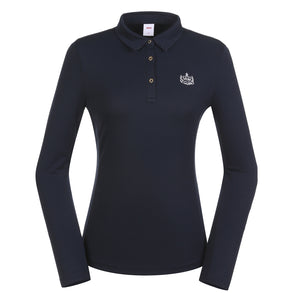 JDX Women's Long Sleeve Polo