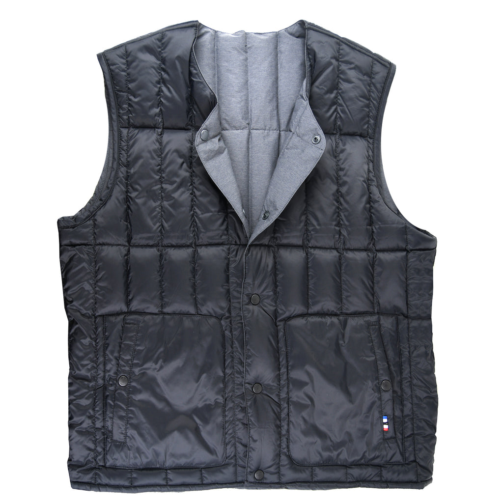 JDX Men's Reversible Down Vest (X2RWWVM41)