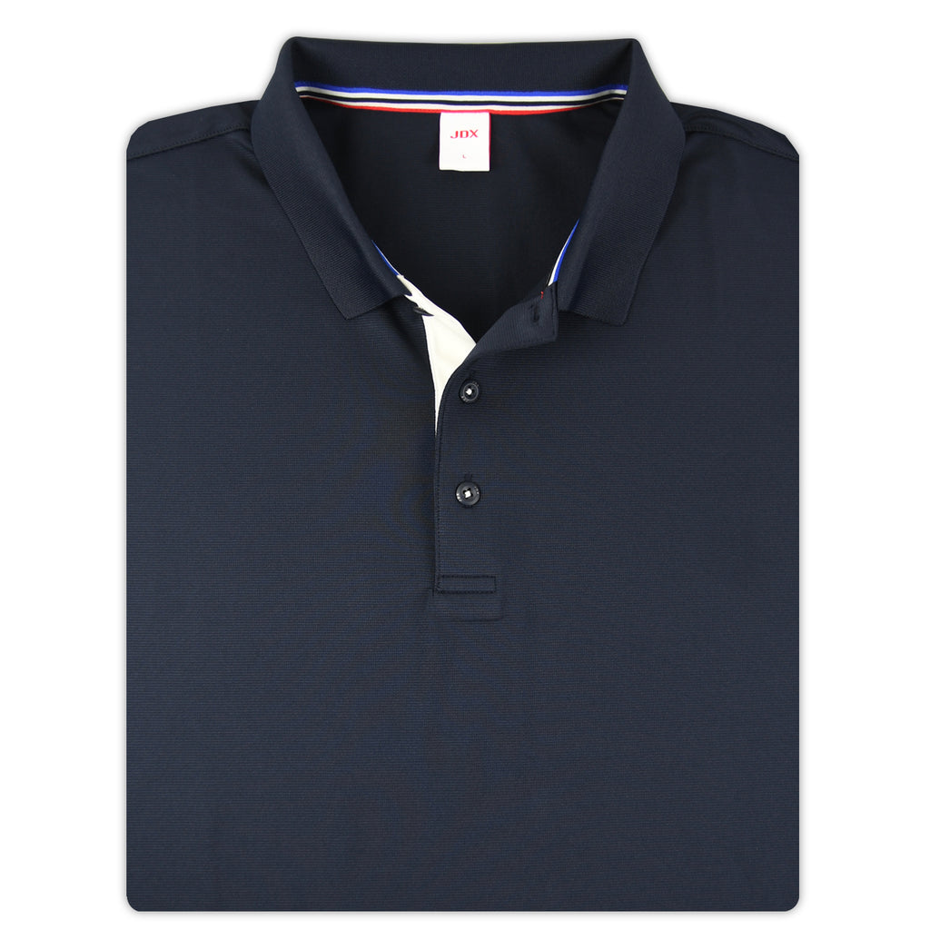 JDX Men's Short Sleeve Polo (X5RMTSM01)