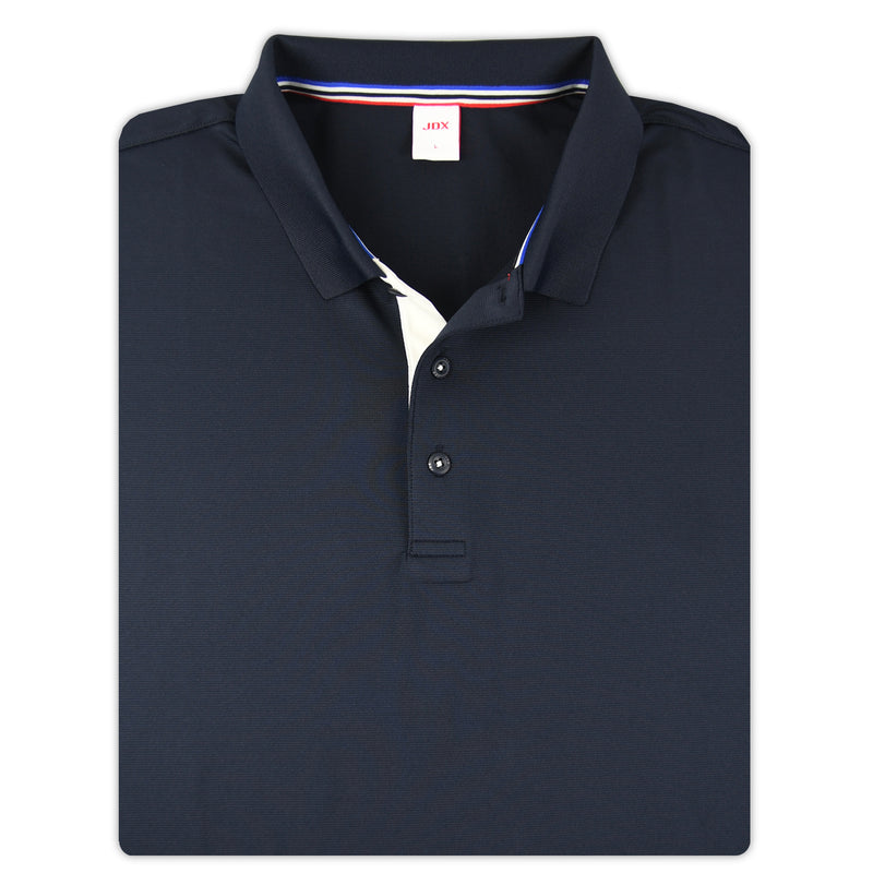 JDX Men's Short Sleeve Polo