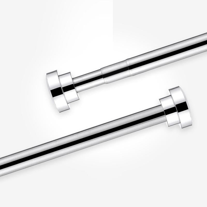 Extendable Shower Curtain Pole 125cm-220cm image 5