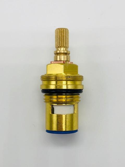 1/2 Inch Brass Tap Cartridge with Ceramic Disc 16 Cold Type