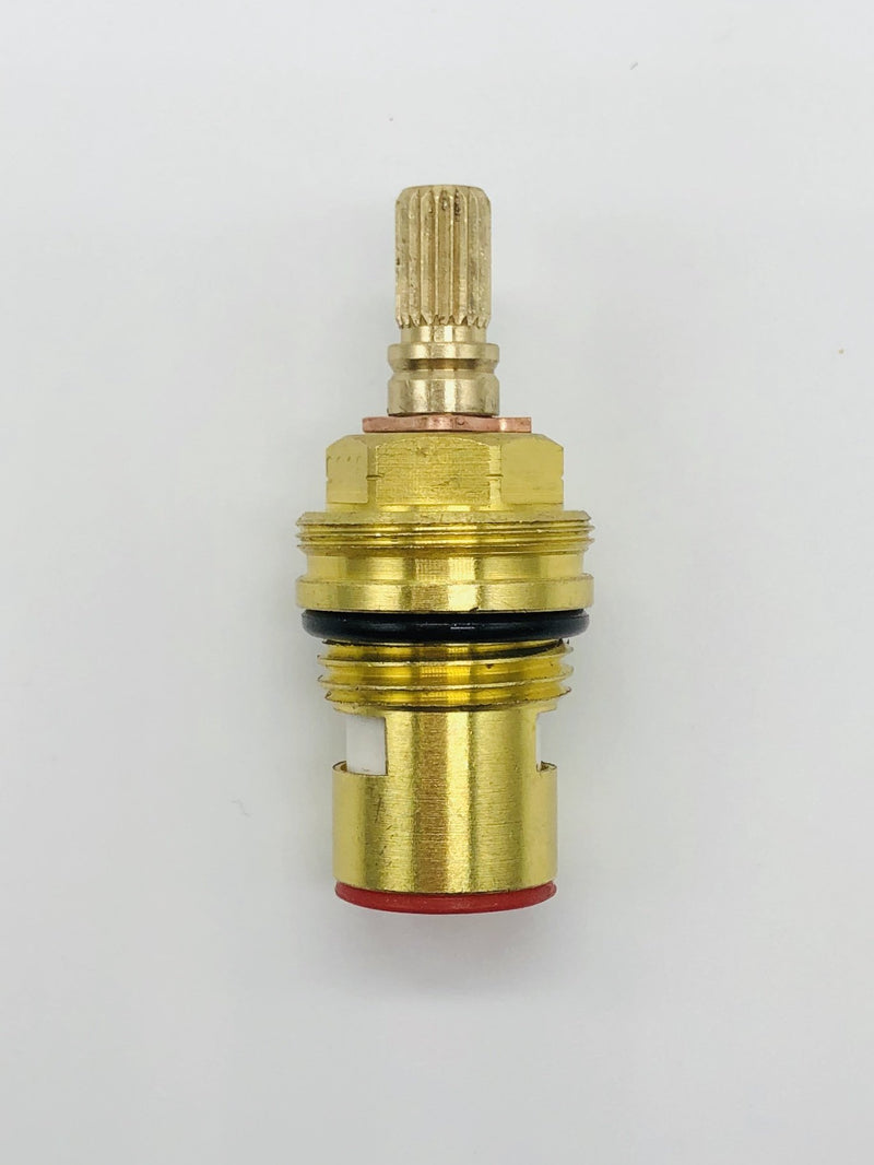 1/2 Inch Brass Tap Cartridge with Ceramic Disc 16 Hot Type