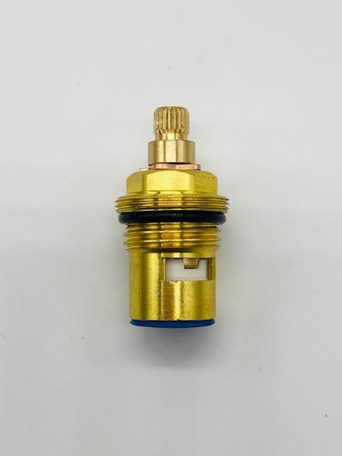 1/2 Inch Brass Tap Cartridge with Ceramic Disc 17 Cold Type