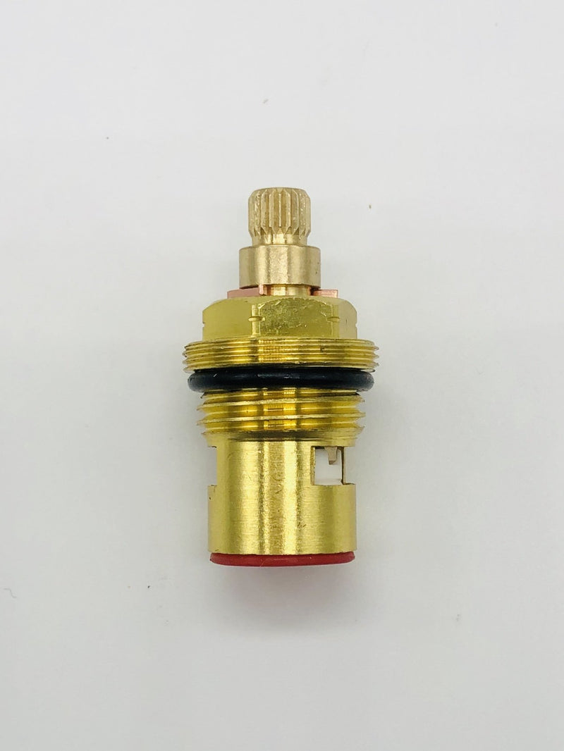1/2 Inch Brass Tap Cartridge with Ceramic Disc 17 Hot Type