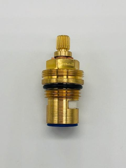 1/2 Inch Brass Tap Cartridge with Ceramic Disc 5 Cold Type