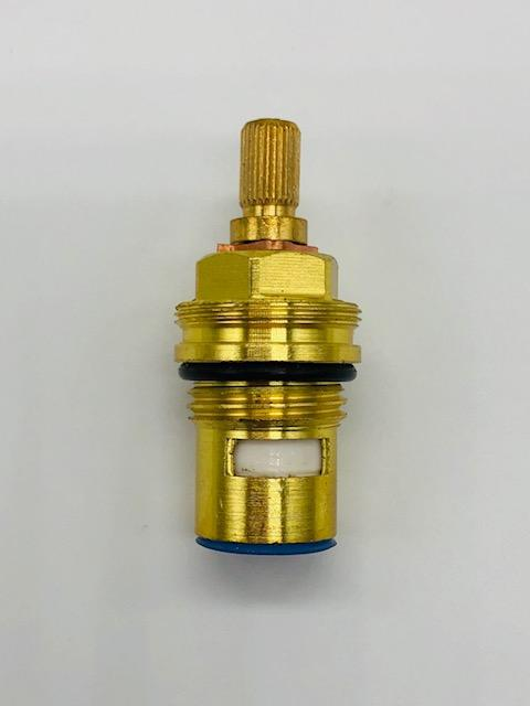 1/2 Inch Brass Tap Cartridge with Ceramic Disc 8 Cold Type