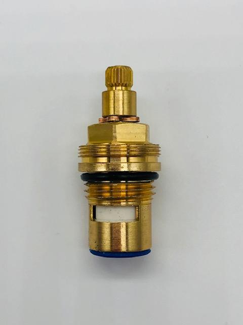 1/2 Inch Brass Tap Cartridge with Ceramic Disc 9 Cold Type