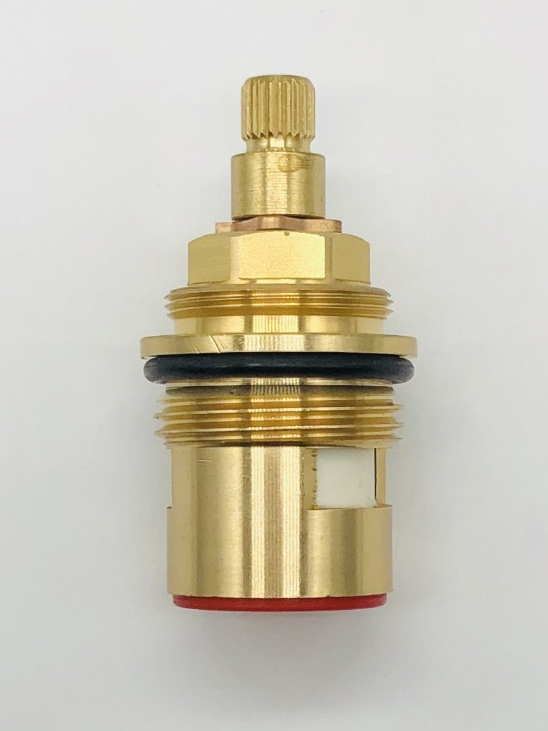 3/4 Inch Brass Tap Cartridge with Ceramic Disc CL11 Cold Type