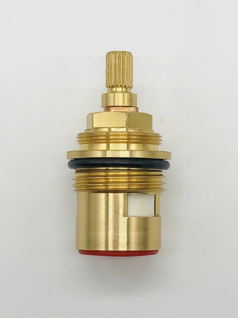 3/4 Inch Brass Tap Cartridge with Ceramic Disc CL16 Hot Type