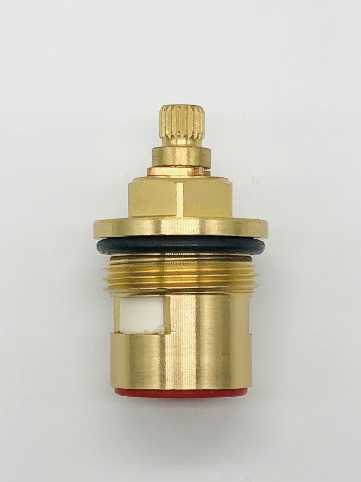 3/4 Inch Brass Tap Cartridge with Ceramic Disc CL17 Hot Type