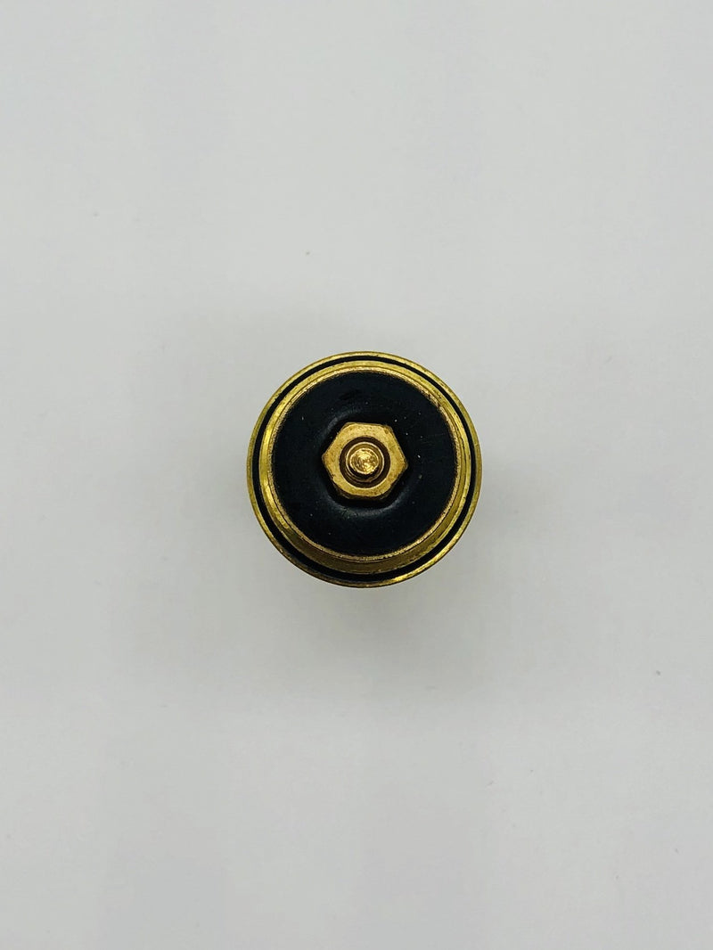 1/2 Inch Brass Tap Cartridge with Standard Rubber Washer 1