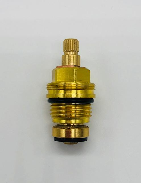 1/2 Inch Brass Tap Cartridge with Standard Rubber Washer 4