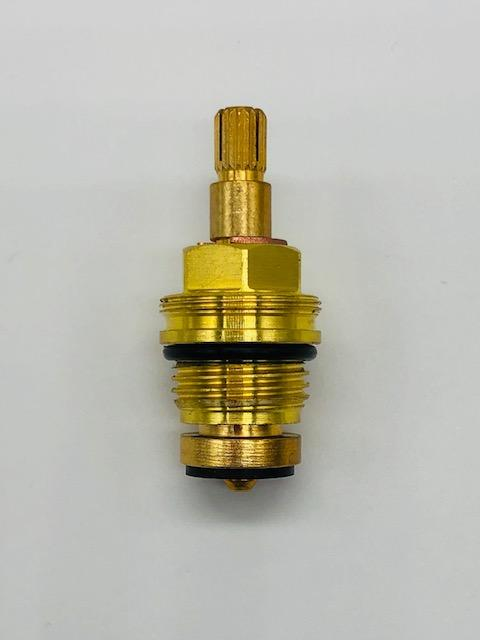 1/2 Inch Brass Tap Cartridge with Standard Rubber Washer 6