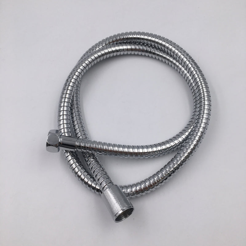 Chrome Shower Hose - 200cm Long image 1